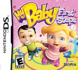 My Baby - First Steps DS cover (BB2E)