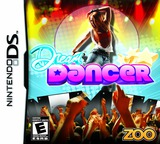 Dream Dancer DS cover (BDCE)