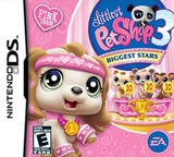 Littlest Pet Shop 3 - Biggest Stars - Pink Team DS cover (BE9E)