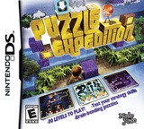 Puzzle Expedition DS cover (BEXE)