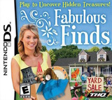 Fabulous Finds DS cover (BFBE)