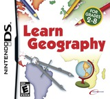 Learn Geography DS cover (BGGE)