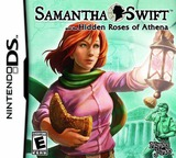 Samantha Swift and the Hidden Roses of Athena DS cover (BHRE)