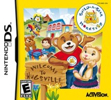 Build-A-Bear Workshop - Welcome to Hugsville DS cover (BIBE)