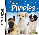 I Love Puppies DS cover (BIIE)
