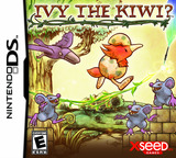 Ivy the Kiwi DS cover (BIVE)