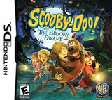 Scooby-Doo! and the Spooky Swamp DS cover (BJ2E)