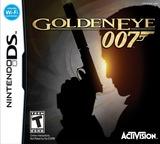 GoldenEye 007 DS cover (BJCE)