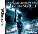 Percy Jackson and the Olympians - The Lightning Thief DS cover (BJOE)