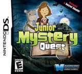 Junior Mystery Quest DS cover (BJRE)
