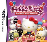 Hello Kitty - Birthday Adventures DS cover (BKEE)