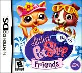 Littlest Pet Shop - Beach Friends DS cover (BLBE)