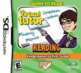 My Virtual Tutor - Reading - K to 1st Grade DS cover (BMME)