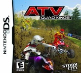 ATV Quad Kings DS cover (BQKE)