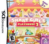 Smart Girl's Playhouse 2 DS cover (BS4E)