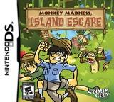 Monkey Madness - Island Escape DS cover (BVDE)