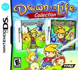 Drawn to Life - Collection DS cover (BVPE)