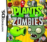 Plants vs. Zombies DS cover (BWBE)