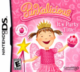 Pinkalicious - It's Party Time! DS cover (BXDE)