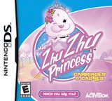 Magical Zhu Zhu Princess - Carriages and Castles DS cover (BZHE)