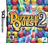 Puzzle Quest 2 DS cover (BZXE)