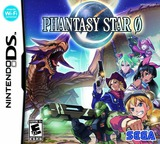 Phantasy Star 0 DS cover (C24E)