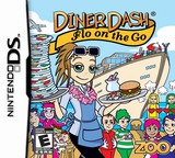 Diner Dash - Flo on the Go DS cover (C2NE)