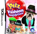Petz Fashion - Dogz & Catz DS cover (C54E)