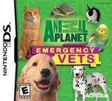 Animal Planet - Emergency Vets DS cover (CAJE)
