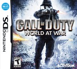Call of Duty - World at War DS cover (CALE)