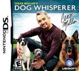Cesar Millan's Dog Whisperer DS cover (CDCE)