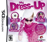My Dress-Up DS cover (CDUE)