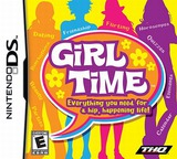 Girl Time - Everything You Need for a Hip, Happening Life! DS cover (CE9E)