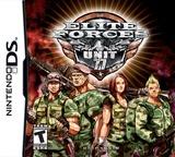 Elite Forces - Unit 77 DS cover (CEFE)