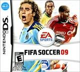 FIFA Soccer 09 DS cover (CF9E)