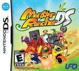 Monster Rancher DS DS cover (CFME)