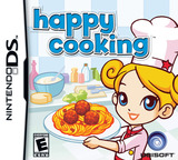 Happy Cooking DS cover (CHVE)