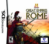 History - Great Empires - Rome DS cover (CHXE)