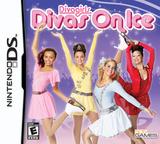 Diva Girls - Divas on Ice DS cover (CI4E)