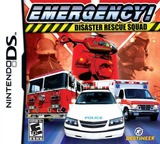 Emergency! - Disaster Rescue Squad DS cover (CIQE)