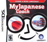 My Japanese Coach - Learn a New Language DS cover (CJCE)