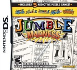 Jumble Madness DS cover (CJNE)