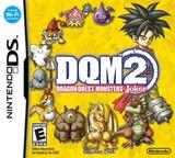 Dragon Quest Monsters - Joker 2 DS cover (CJRE)