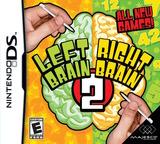 Left Brain, Right Brain 2 DS cover (CKBE)