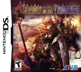 Knights in the Nightmare DS cover (CKNE)