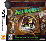 Mystery Case Files - MillionHeir DS cover (CM7E)