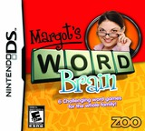 Margot's Word Brain DS cover (CMIE)