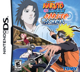 Naruto Shippuden - Naruto vs Sasuke DS cover (CNSE)
