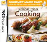 Personal Trainer - Cooking DS cover (CNVE)