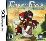 Prince of Persia - The Fallen King DS cover (CP5E)